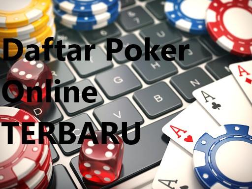 Tata Cara Dalam Daftar Judi Poker Paling Praktis